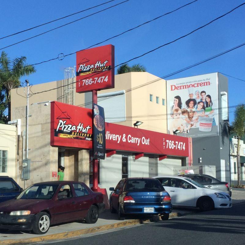 Pizza Hut en Puerto Rico. likes. Servicio a Domicilio y para Llevar.