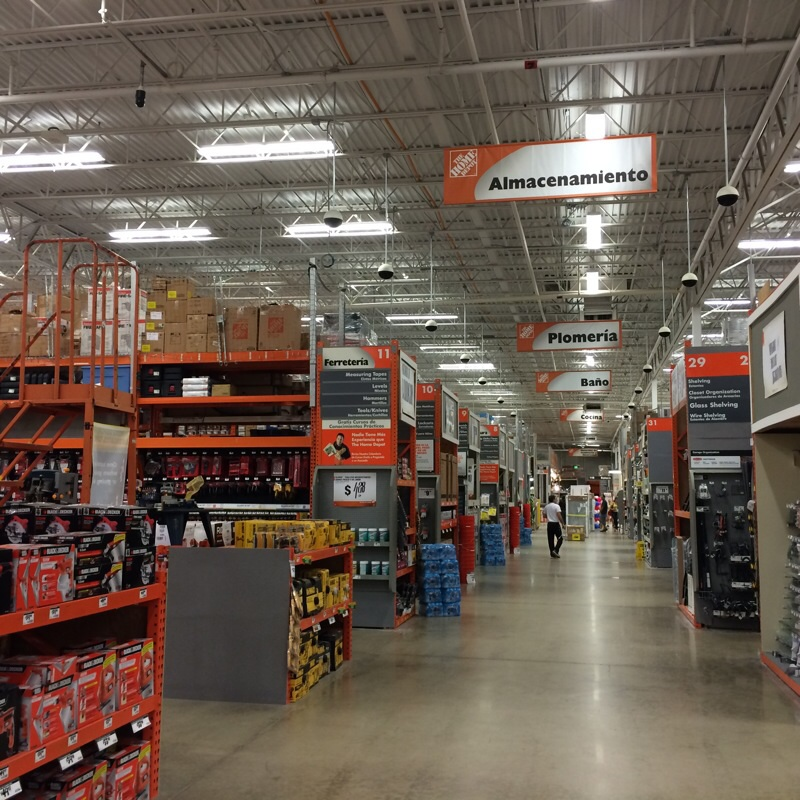 Founded in , The Home Depot, Inc. is the world's largest home improvement specialty retailer with fiscal retail sales of $ billion and earnings of $ billion. 2,+ The Home Depot has more than 2,+ retail stores in the United States (including Puerto Rico and the U.S. Virgin Islands and the territory of Guam), Canada and Mexico.